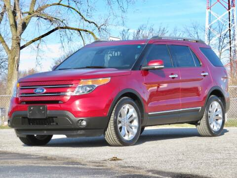 2015 Ford Explorer for sale at Tonys Pre Owned Auto Sales in Kokomo IN