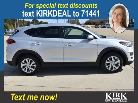 2019 Hyundai Tucson for sale at Kirk Brothers Batesville in Batesville MS