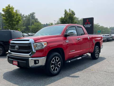 2014 Toyota Tundra for sale at Midstate Auto Group in Auburn MA