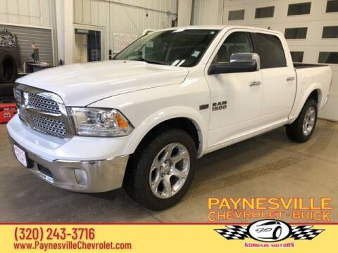 2016 RAM Ram Pickup 1500 for sale at Paynesville Chevrolet - Buick in Paynesville MN