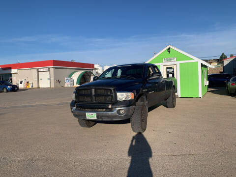 2004 Dodge Ram Pickup 2500 for sale at Independent Auto in Belle Fourche SD