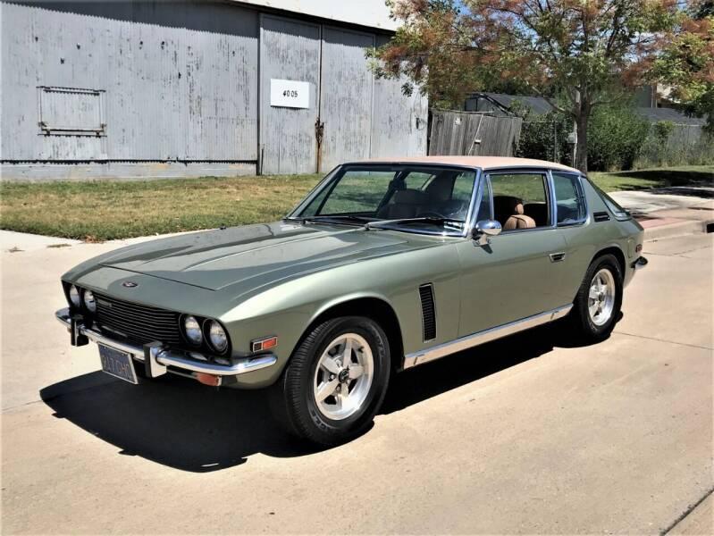 1971 Jensen Interceptor lll for sale at Enthusiast Motorcars of Texas in Rowlett TX