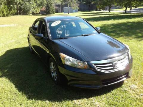 2012 Honda Accord for sale at ELIAS AUTO SALES in Allentown PA