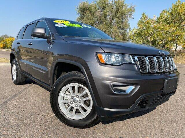 2018 Jeep Grand Cherokee for sale at UNITED Automotive in Denver CO