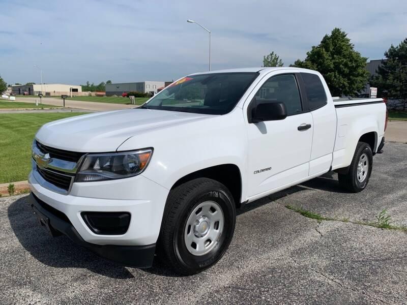 2016 Chevrolet Colorado for sale at Ryan Motors in Frankfort IL