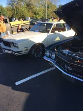 1980 Chevrolet Monte Carlo for sale at Classic Car Deals in Cadillac MI