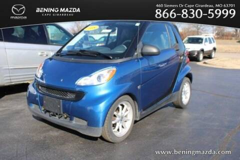 2008 Smart fortwo for sale at Bening Mazda in Cape Girardeau MO