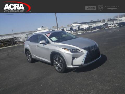 2017 Lexus RX 350 for sale at BuyRight Auto in Greensburg IN