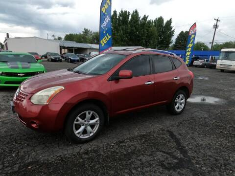 2010 Nissan Rogue for sale at StarCity Motors LLC in Garden City ID