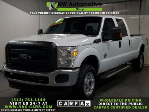 2014 Ford F-350 Super Duty for sale at NW Automotive Group in Cincinnati OH