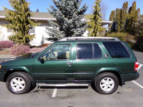 2002 Nissan Pathfinder for sale at Signature Auto Sales in Bremerton WA