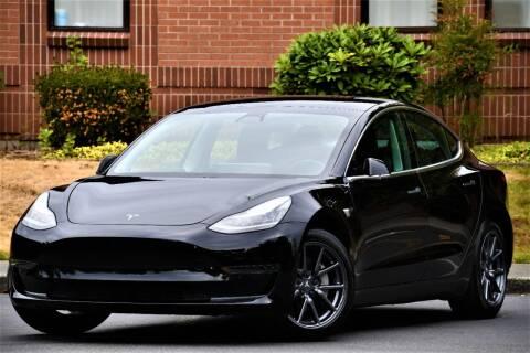 2020 Tesla Model 3 for sale at SEATTLE FINEST MOTORS in Lynnwood WA
