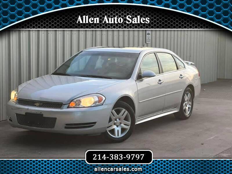 2012 Chevrolet Impala for sale at Allen Auto Sales in Dallas TX