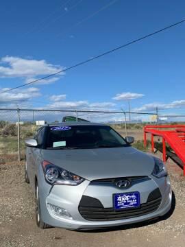 2017 Hyundai Veloster for sale at 4X4 Auto in Cortez CO