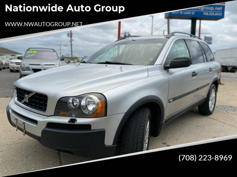 2006 Volvo XC90 for sale at Nationwide Auto Group in Melrose Park IL