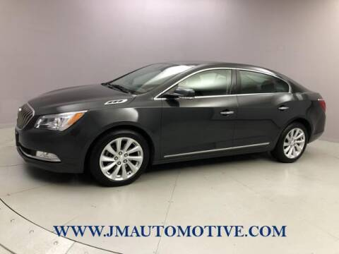 2015 Buick LaCrosse for sale at J & M Automotive in Naugatuck CT