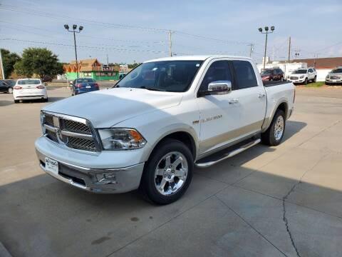 """2011 RAM Ram Pickup 1500 for sale at UNIQUE AUTOMOTIVE """"BE UNIQUE"""" in Garden City KS"""