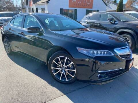 2015 Acura TLX for sale at Discount Auto Brokers Inc. in Lehi UT