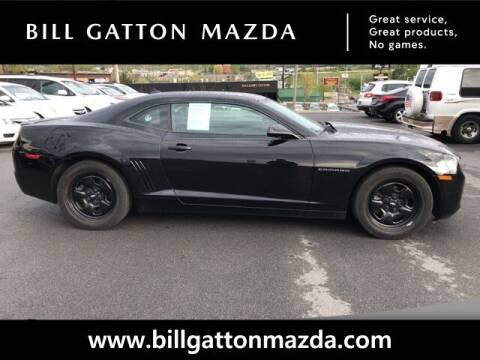 2013 Chevrolet Camaro for sale at Bill Gatton Used Cars - BILL GATTON ACURA MAZDA in Johnson City TN