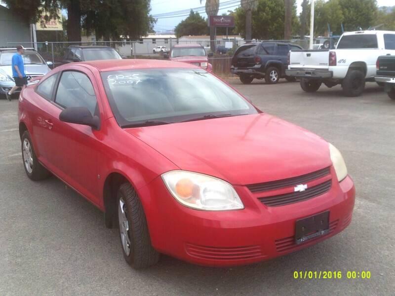 2007 Chevrolet Cobalt for sale in Ukiah, CA