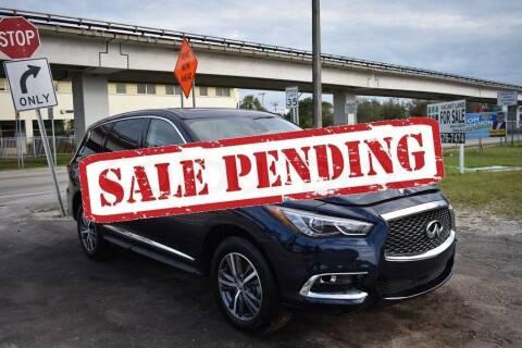 2020 Infiniti QX60 for sale at STS Automotive - Miami, FL in Miami FL