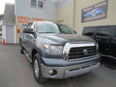 2007 Toyota Tundra for sale at Small Town Auto Sales in Hazleton PA