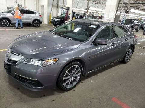 2017 Acura TLX for sale at Florida Fine Cars - West Palm Beach in West Palm Beach FL