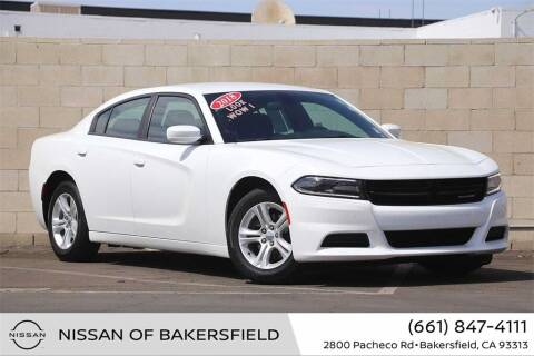 2018 Dodge Charger for sale at Nissan of Bakersfield in Bakersfield CA