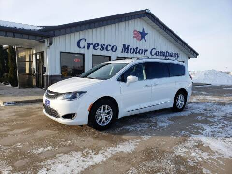 2020 Chrysler Pacifica for sale at Cresco Motor Company in Cresco IA