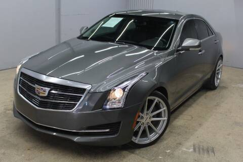 2016 Cadillac ATS for sale at Flash Auto Sales in Garland TX