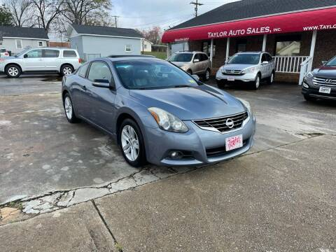 2012 Nissan Altima for sale at Taylor Auto Sales Inc in Lyman SC