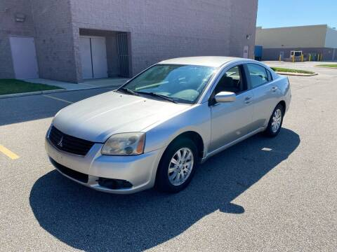 2009 Mitsubishi Galant for sale at JE Autoworks LLC in Willoughby OH