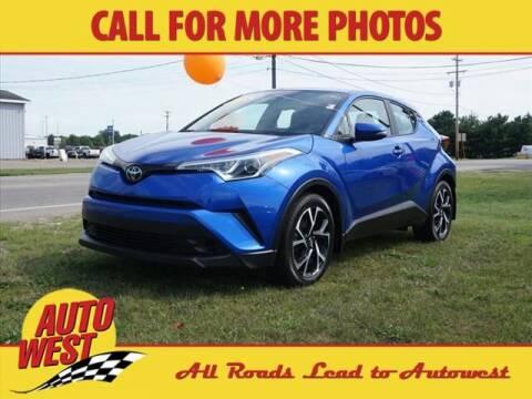 2018 Toyota C-HR for sale at Autowest Allegan in Allegan MI