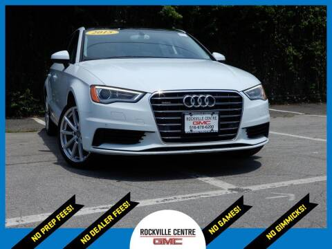 2015 Audi A3 for sale at Rockville Centre GMC in Rockville Centre NY
