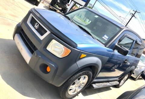 2006 Honda Element for sale at Texas Auto Broker in Killeen TX