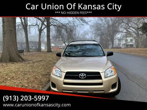 2010 Toyota RAV4 for sale at Car Union Of Kansas City in Kansas City MO