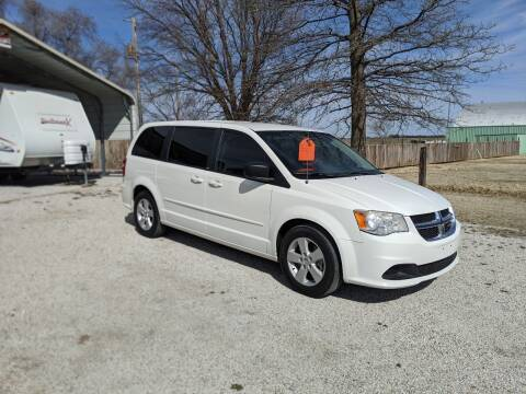 2013 Dodge Grand Caravan for sale at Halstead Motors LLC in Halstead KS