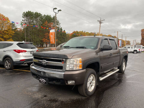 2008 Chevrolet Silverado 1500 for sale at Affordable Auto Sales in Webster WI