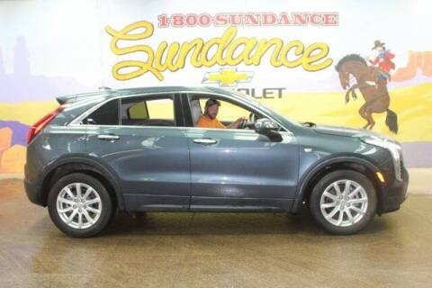 2020 Cadillac XT4 for sale at Sundance Chevrolet in Grand Ledge MI