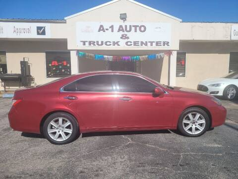 2009 Lexus ES 350 for sale at A-1 AUTO AND TRUCK CENTER in Memphis TN