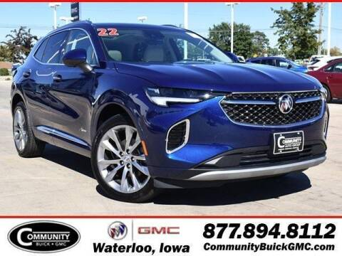 2022 Buick Envision for sale at Community Buick GMC in Waterloo IA