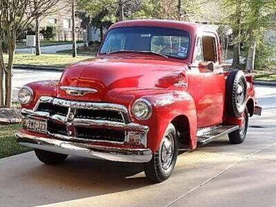 1955 Chevrolet 3100 for sale at VAP Auto Sales llc in Franklinton LA