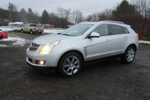 2011 Cadillac SRX for sale at Clearwater Motor Car in Jamestown NY