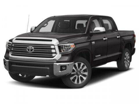 2018 Toyota Tundra for sale at J T Auto Group in Sanford NC