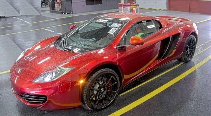 2013 McLaren MP4-12C Spider for sale at Cars-KC LLC in Overland Park KS