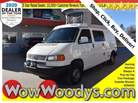 2000 Volkswagen EuroVan for sale at WOODY'S AUTOMOTIVE GROUP in Chillicothe MO