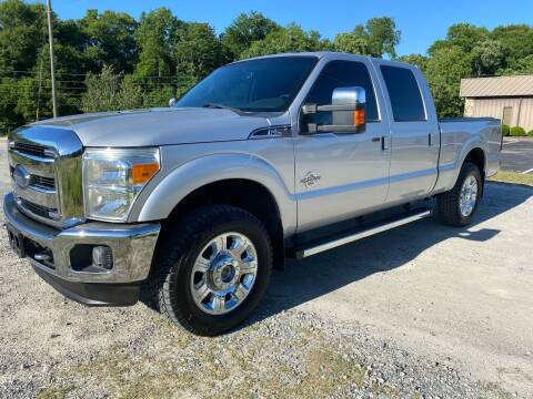 2013 Ford F-250 Super Duty for sale at RCD Trucks in Macon GA