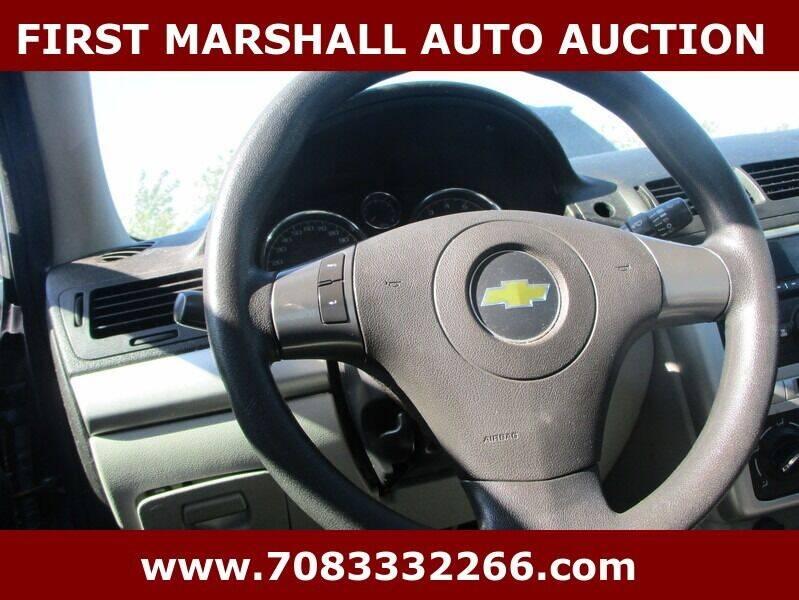 2010 Chevrolet Cobalt LS 4dr Sedan - Harvey IL