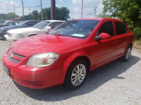 2010 Chevrolet Cobalt for sale at Wolff Auto Sales in Clarksville TN