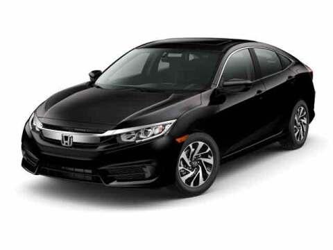 2016 Honda Civic for sale at Winchester Mitsubishi in Winchester VA